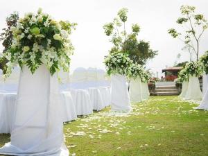 Tatiana Alciati Wedding & Events Flower & Decor