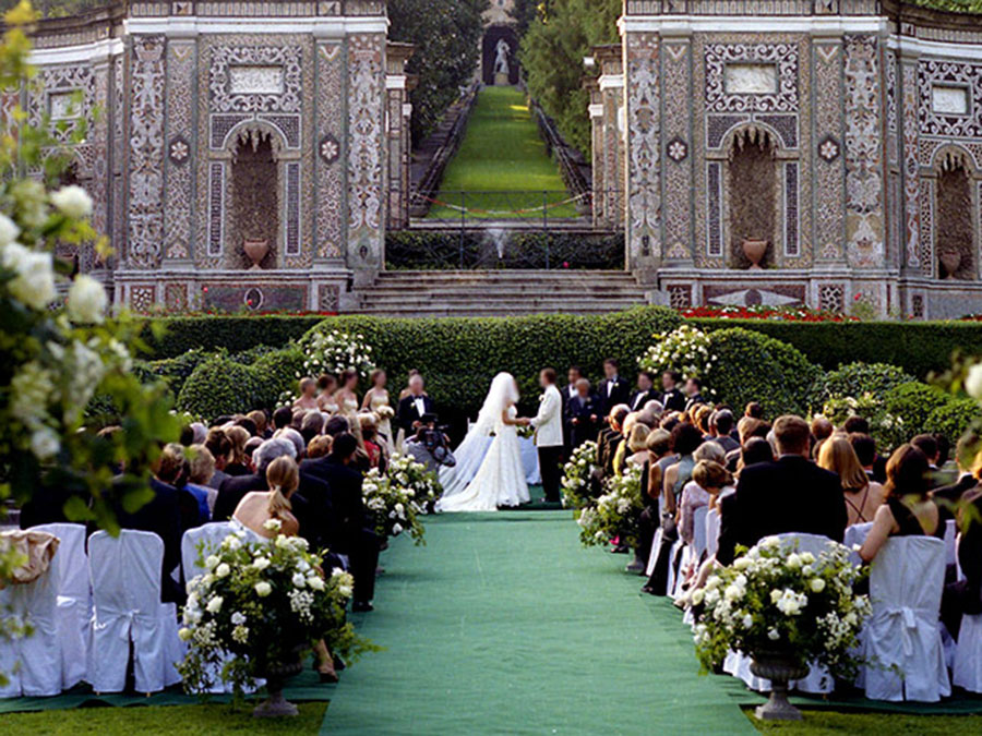 Tatiana Alciati Wedding & Events Locations