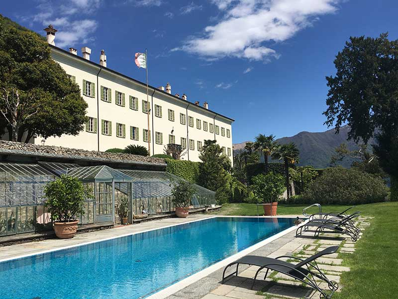 Tatiana Alciati Wedding & Events Locations Italia Como Villa Passalacqua
