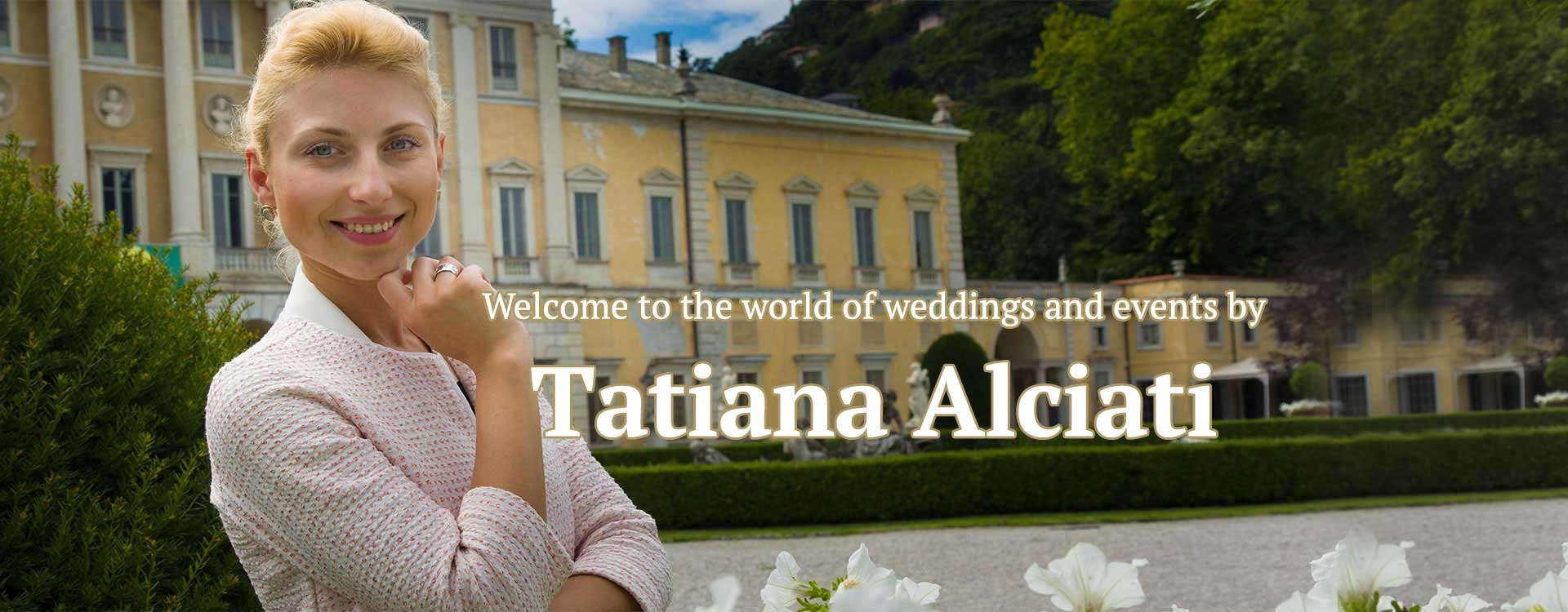 Tatiana Alciati Weddings & Events